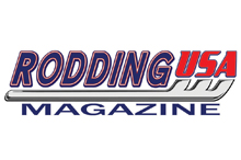 Rodding USA Magazine Logo