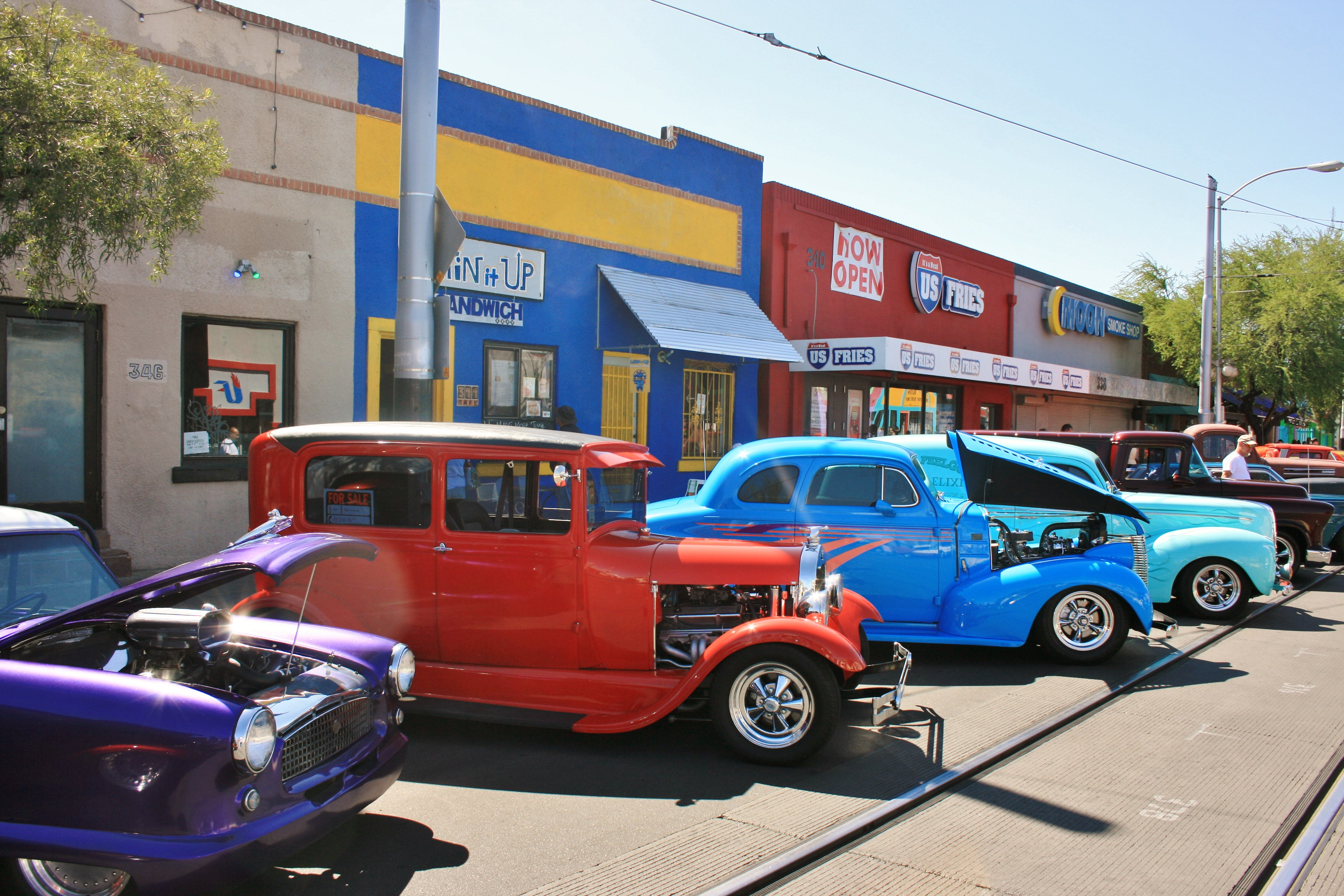 Rd Annual Rodders Days Car Show Tucson Street Rod Association - Car show tucson today